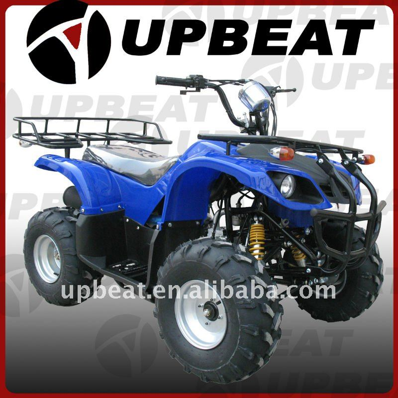 110cc shaft drive atv