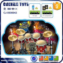 Jazz drum touch musical instrument electronic drum set