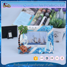 beach Island funny tourist souvenir photo frame