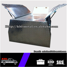 Customized Aluminum Alloy Canopy Tool Box for Ute Truck