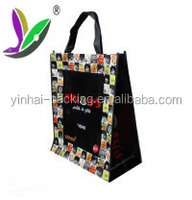 fashion factory audit colorful shopping non woven bag promotional