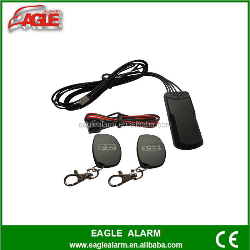 New electronic immobilization system to control the circuit cut oil anti theft
