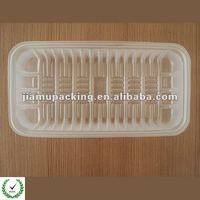 plastic environmental container for vegetables