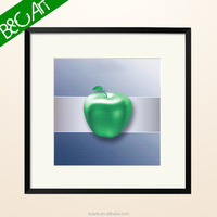 ZZ(5758) Traditioal Green Apple Of House Interior Decoration Pictures