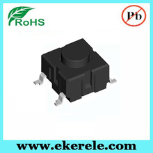 Smd plastic fuji push button switch momentary type switch