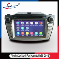 7 Inch Android In Car Multimedia For IX35 Hyundai With GPS/3G/WIFI/BT