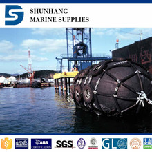 anti-explosion type rubber floating fender for sale