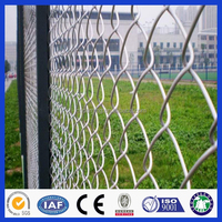 galvanized wire chain link mesh, pvc coated diamond wire mesh chain link mesh