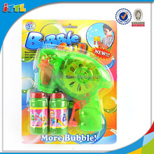 plastic bubble game water toys soap bubble toy blowing bubbles toy