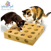 Pet toys imported from China /cat toy box