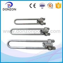 Power cable clamp high tension steel forged adjustable UT clamp