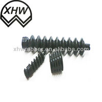 Flexible rubber bellows/rubber sheath flexible expansion joint rubber bellows