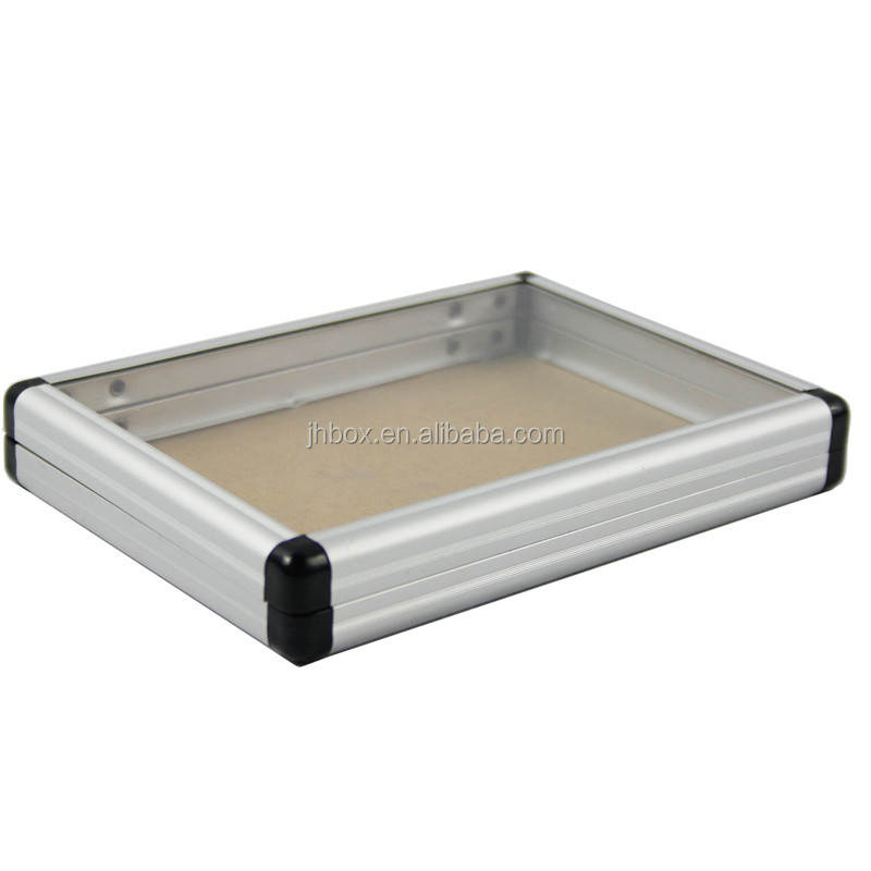 Latest high quality professional aluminum tool case, hard case, aluminum case Quality Choice JH523