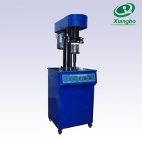Semi-automatic tin cans sealing machine capping machine