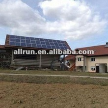 Hot sale solar solar power generator with A GRADE SOLAR PANEL