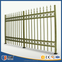 Factory Supply Ornamental Metal Gates And Fencing