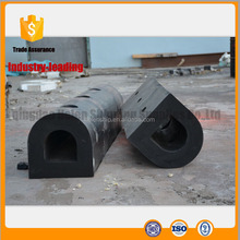 hot-sell anti collision d rubber fender for ship/boat