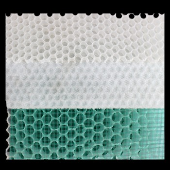 PP or PC plastic honeycomb core carbon grain container for air or water purifier