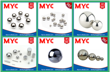 High quality g10 steel ball