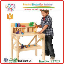 Little Carpenter Workbench Big Size Assembling Wooden Tool Toy for sale