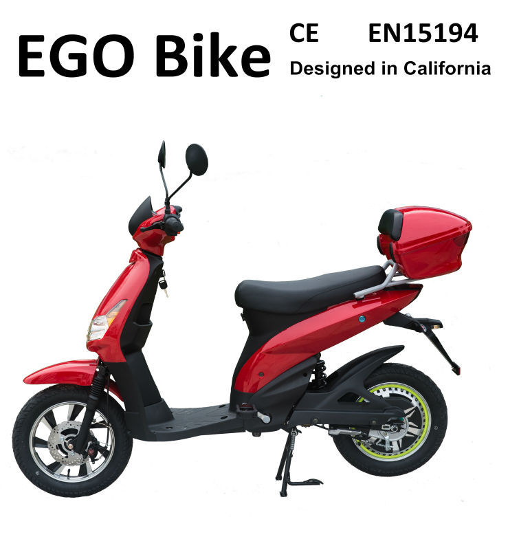 Swift, main product eec 49cc electric scooter with pedals 2014
