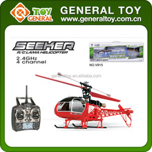 Toys V915 2.4G 4CH Scale Lama RC Helicopter