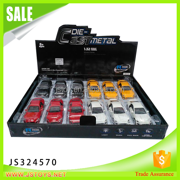 2016 new products 1 32 diecast model cars for sale diecast car