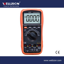 VC97,3 3/4 Digits Auto Range True RMS 100mF Capacitance Two Fuses Digital Multimeter