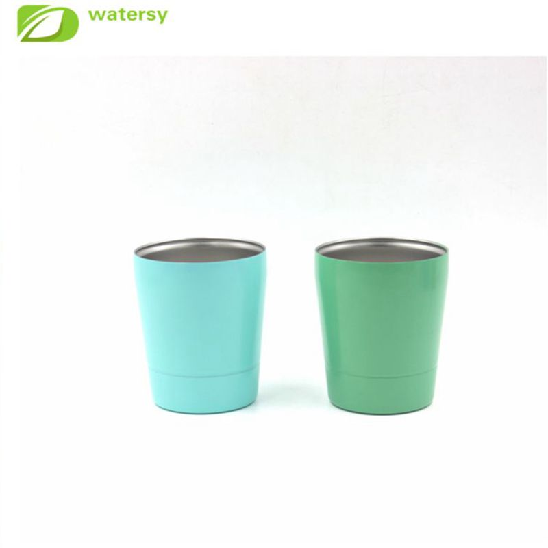 wholesale 8oz insulated vacuum stainless steel kids tumbler