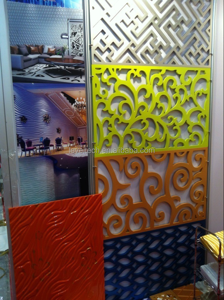 2015 Hot design MDF Screen Panels and MDF Grille Panels made from China Factory for Australia and Japan marketing