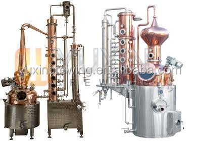 Micro Vodka Distillery Equipment for Sale