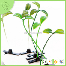 2015 Wholesale Cute Artifact Grass New style Plants small Bean Sprouts Hairpin Small Flower Hair Clips
