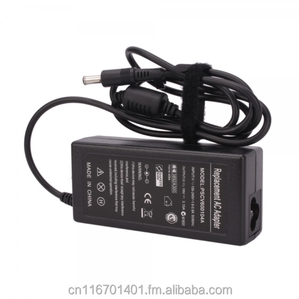 New 19V 3.15A 60W 19V AC Adapter <strong>Power</strong> Cord Charger for Samsung CPA09-004A PSCV600/04A Q1 <strong>Q10</strong> Q30 Q35 X10 M40