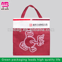 popular style high quality reusable grocery tote bag