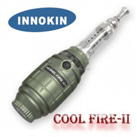 100% original innokin coolfire 2 , scale display wattage design coolfire 2 starter kit