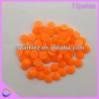 cheapest atacado hotfix flatback neon epoxy resin rhinestone