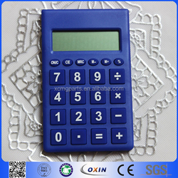 Hot selling plastic cheap mini desktop Calculator for promotion
