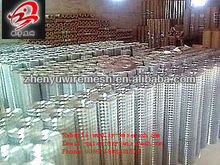 316 stainless steel/ss grid mesh welded wire mesh(factory)