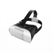 newest products 2016 hottest selling vr box 3d virtual reality vr headset 3d glasses with controller