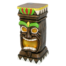 Resin Hawaiian Tiki Garden Statue