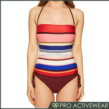 Sublimation swimming wear,OEM customized swimming suit,Women Modest Swimwear Beachwear