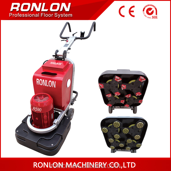 R590 with CE Certification best selling high quality cement floor grinder