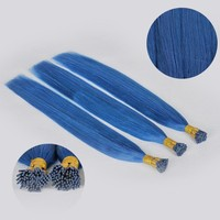 Permanent blue hair dye blue hair products