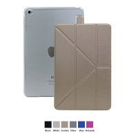 Hot Selling Multi-function Tablet PC+ PU Leather Case for iPad Mini 4