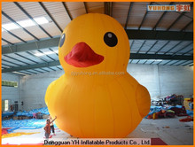 popular customized oxford duck character inflatable cartoon