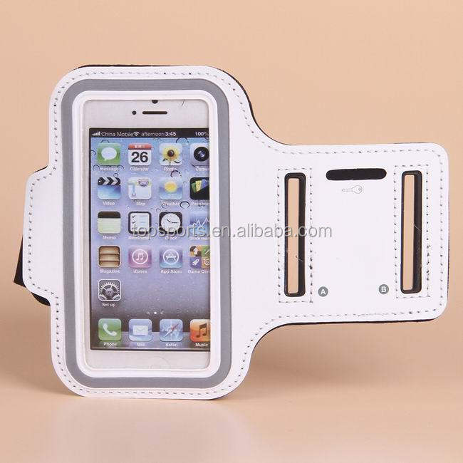 Sport running wrist pouch arm sleeve bag phone armband phone case