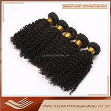 7A Brazilian Curly Virgin Hair Cheap Afro Curl Human Hair Weave Natural Black Brazilian Kinky Curly Virgin Hair Bundle