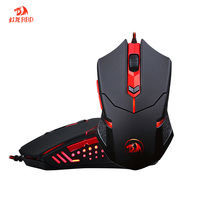 New Style Red Dragon Driver USB 6D Ergonomic Gamer Mouse