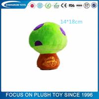 online sale plush toy for dollar store stuffed mushroom plush toy
