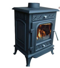 hot sale cast iron wood burning fireplace